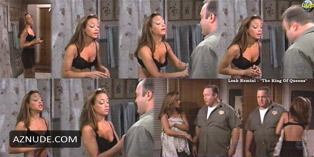 Sliding between leah remini sexy or nude pics gal