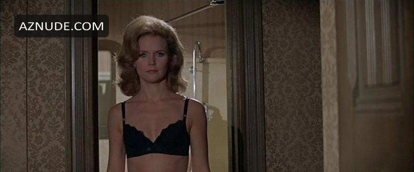 Naked nude lee remick