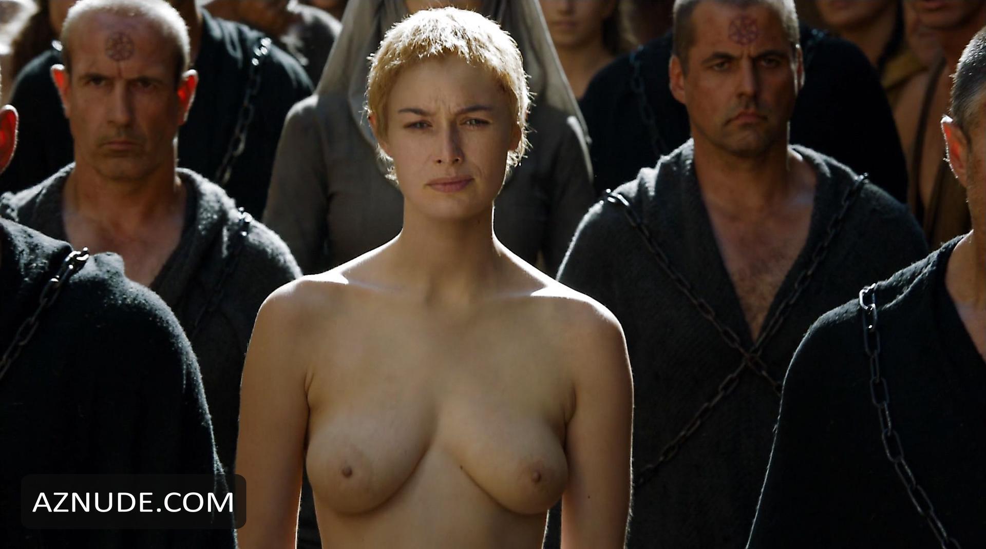 Lena headey nude private pics and sex scenes