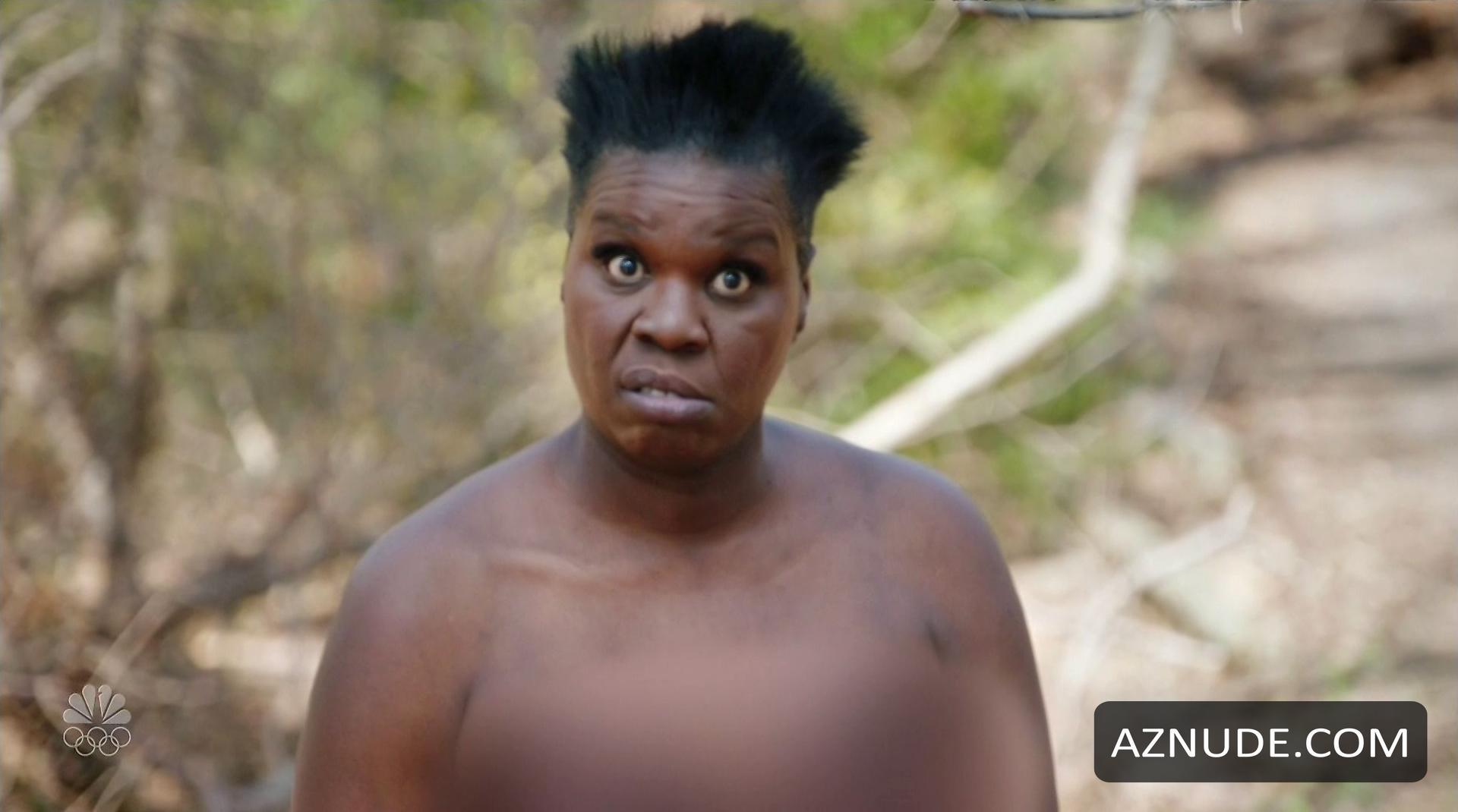 Leslie nackt Jones Leslie Jones