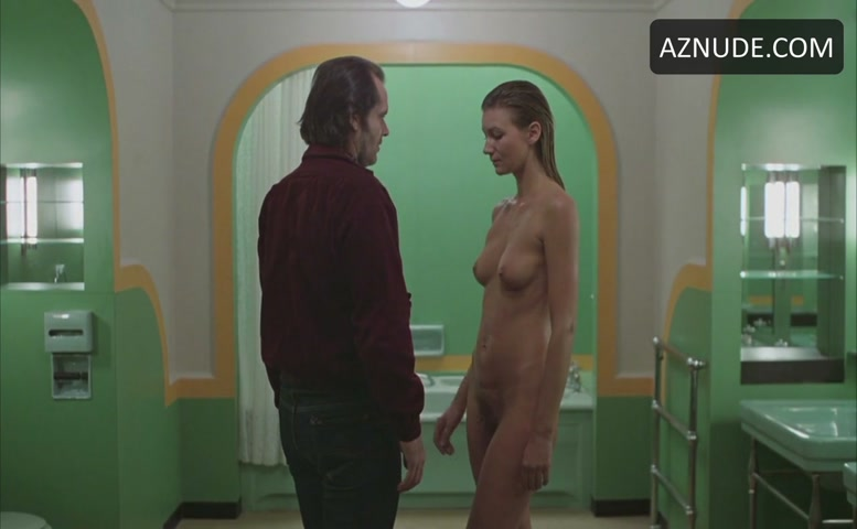 from Zavier the shining nude scenes