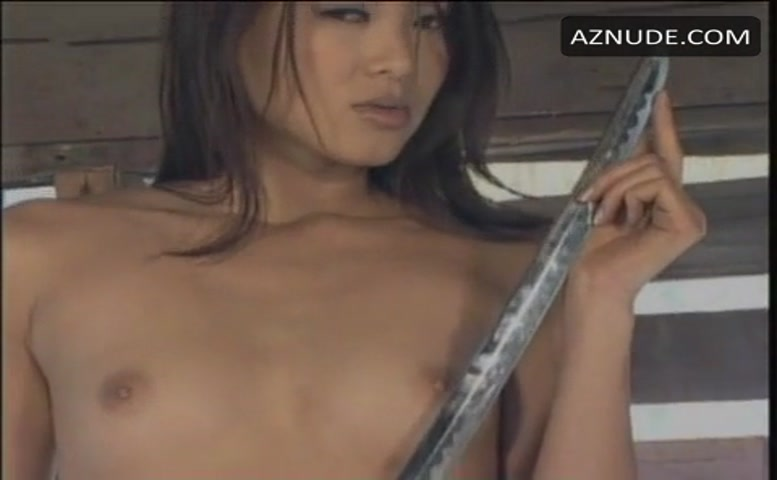 Linda tran naked and sexy usual