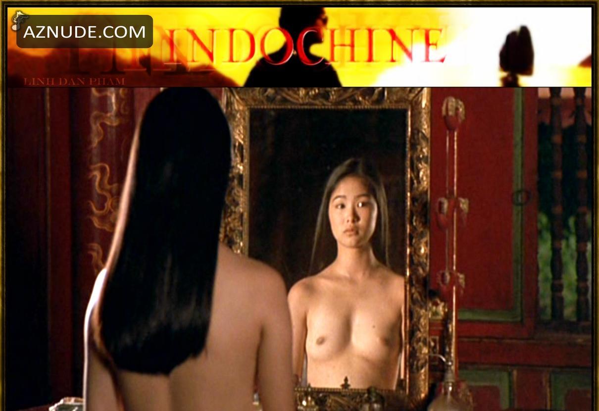 linh dan pham nude   aznude