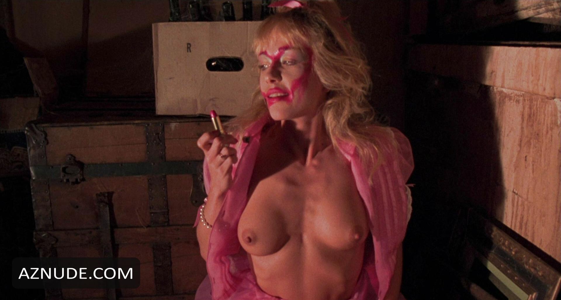 Linnea quigley nude sex karen russell nude too