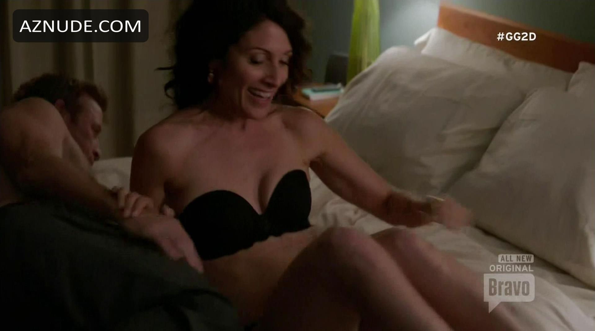 Has lisa edelstein ever been naked