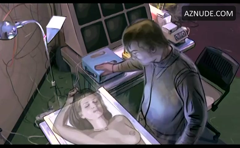 A scanner darkly sex scene