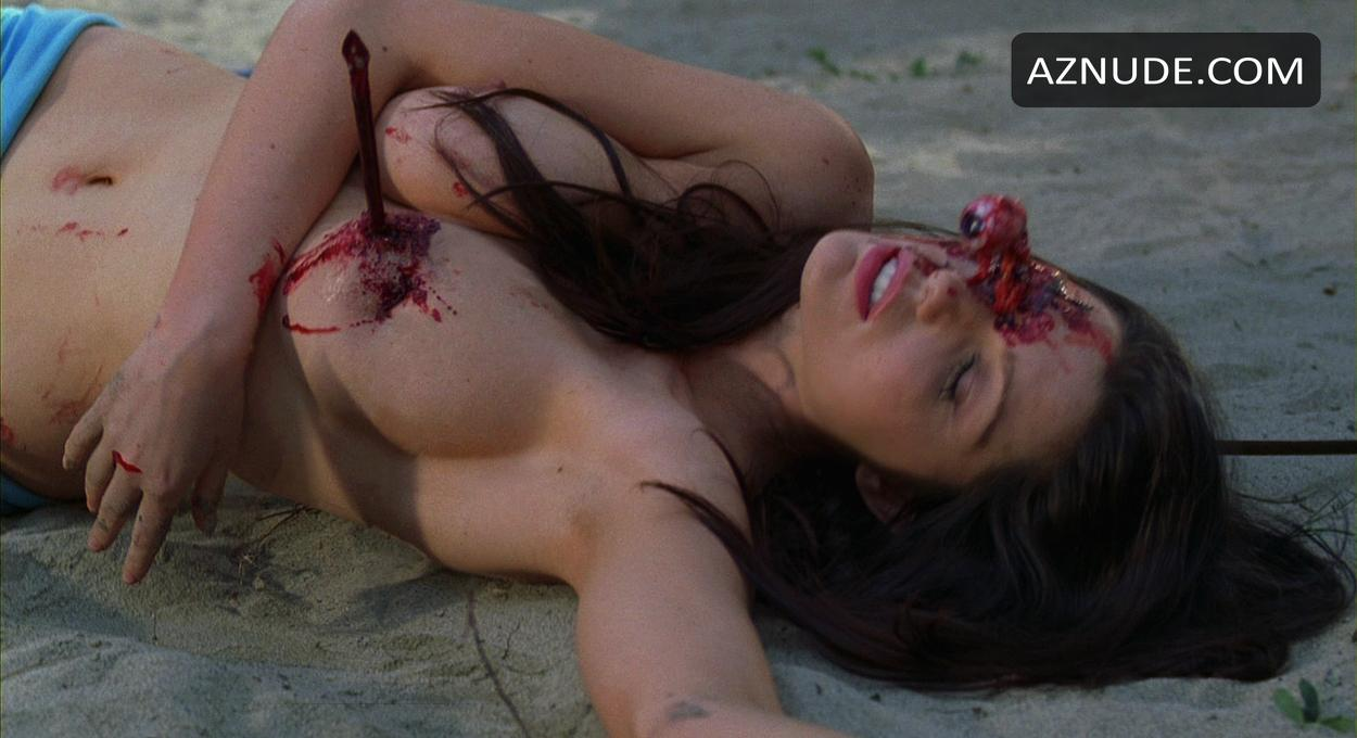 louise cliffe in wrong turn 3