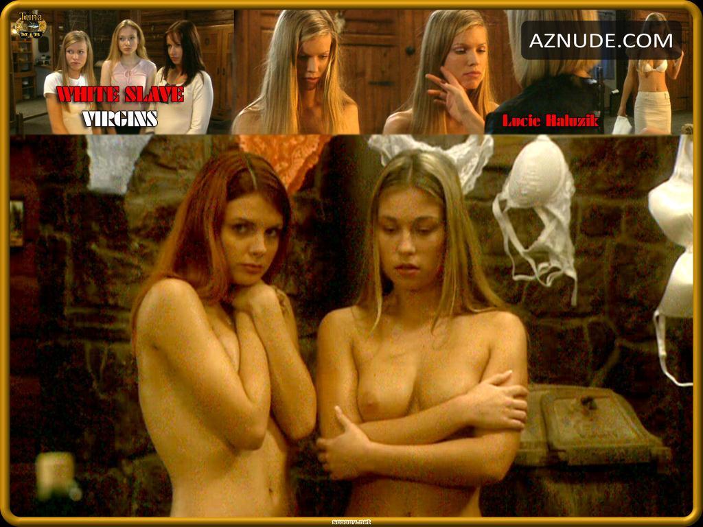 white slave nude