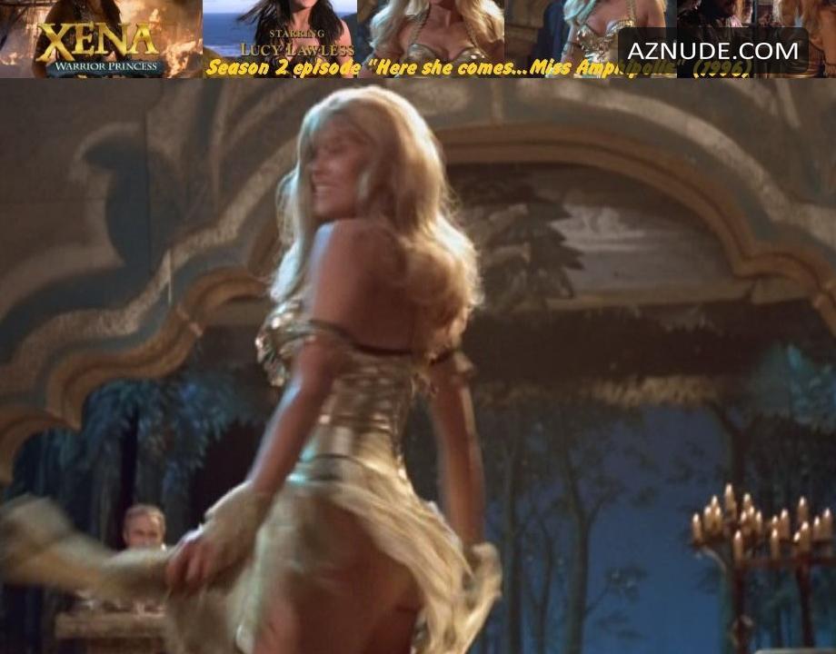xena warrior princess lesbian scenes
