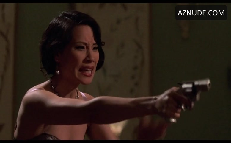 Lucy Liu In Chicago