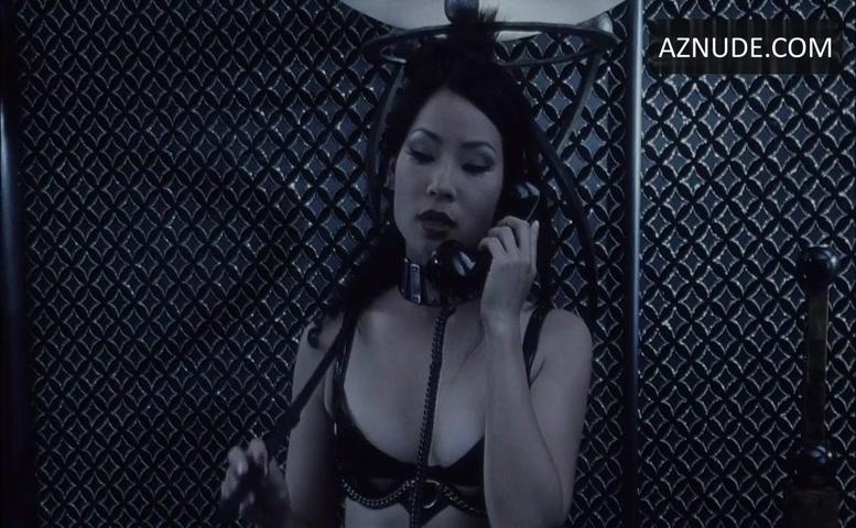 Liu lesbian lucy sex scene