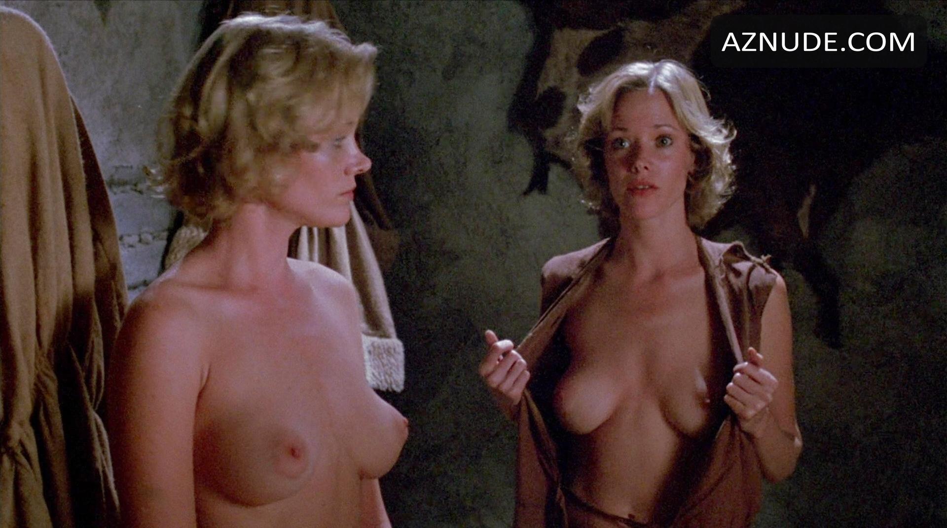 Sorceress Nude