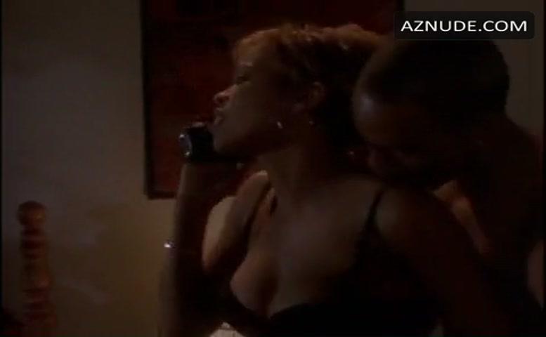 Malinda williams nude butt