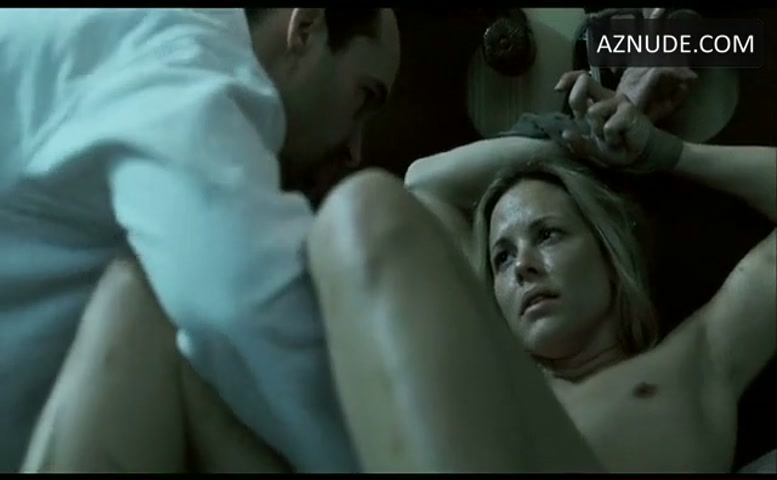 Maria Bello Breasts Scene In Downloading Nancy - Aznude-3727