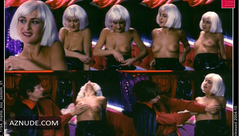 Marie Lou Sellem Nude Aznude