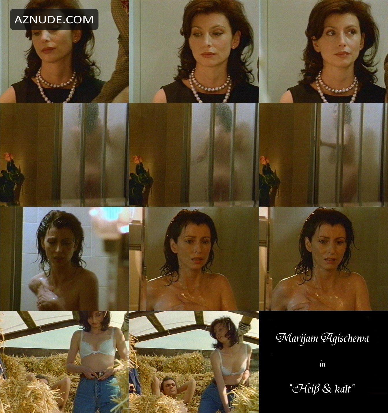 Miriam agischewa nackt