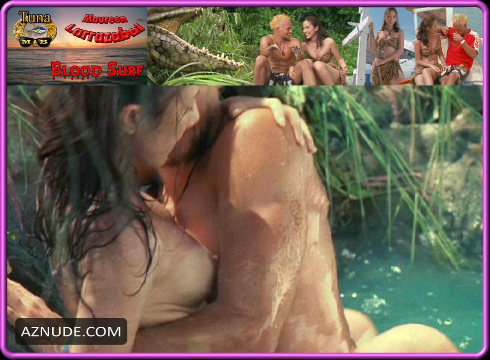 backyard pool nude family