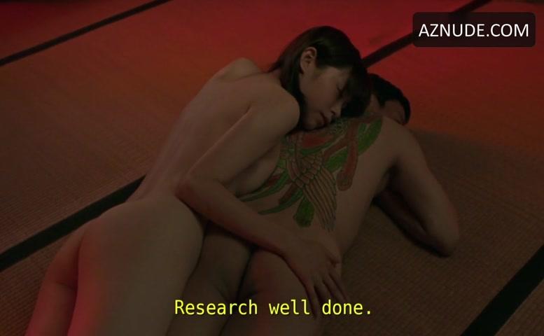 Amy Okuda Nude