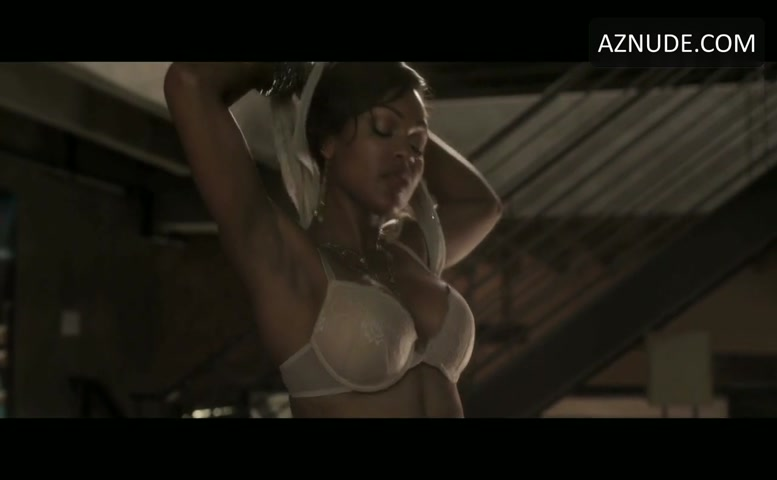 The intruder meagan good and michael ealy hot kiss scene