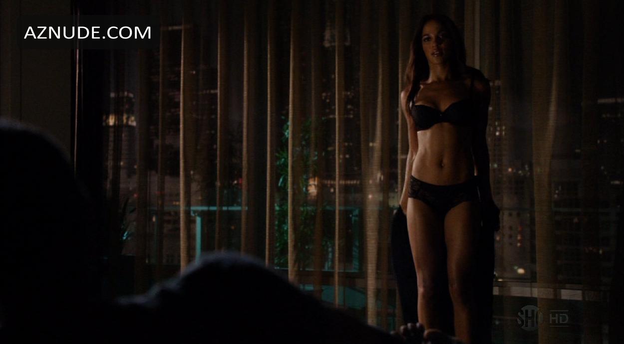 Megalyn echikunwoke nude sex scene in house of lies