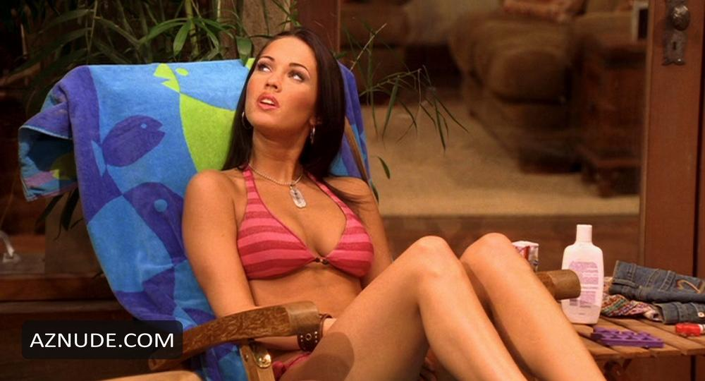 For Megan fox two and half men porn excited
