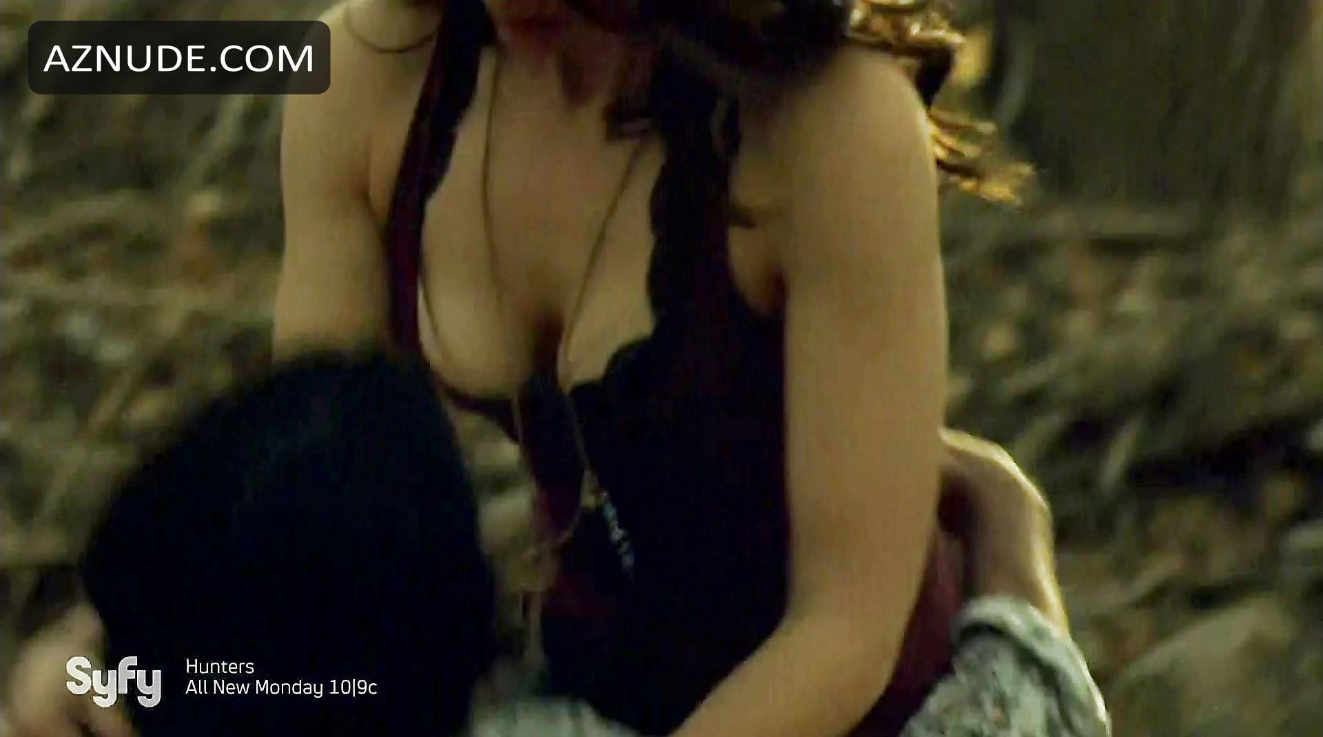 Scrofano nude melanie Melanie Scrofano