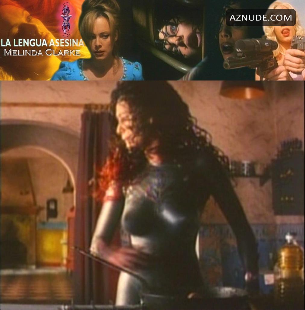 Clarke  nackt Melinda Melinda Clarke