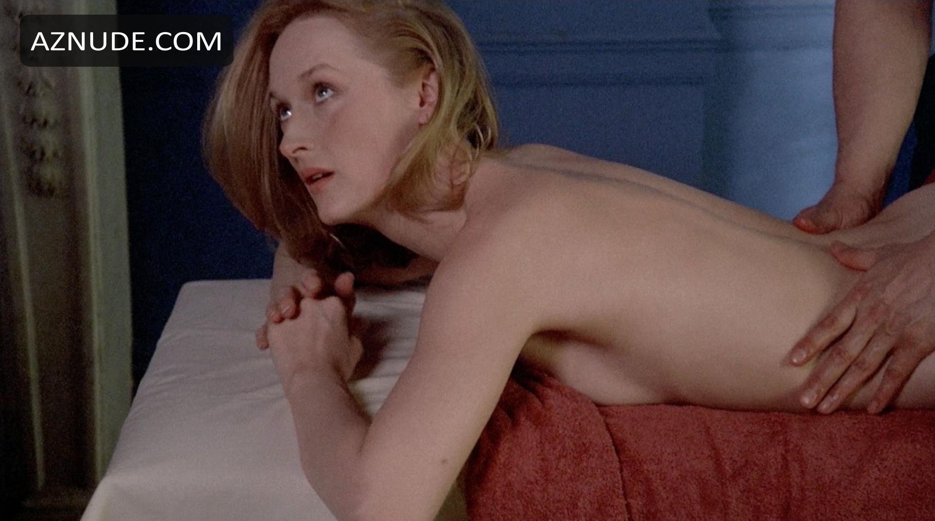 Meryl Streep Sex Scene