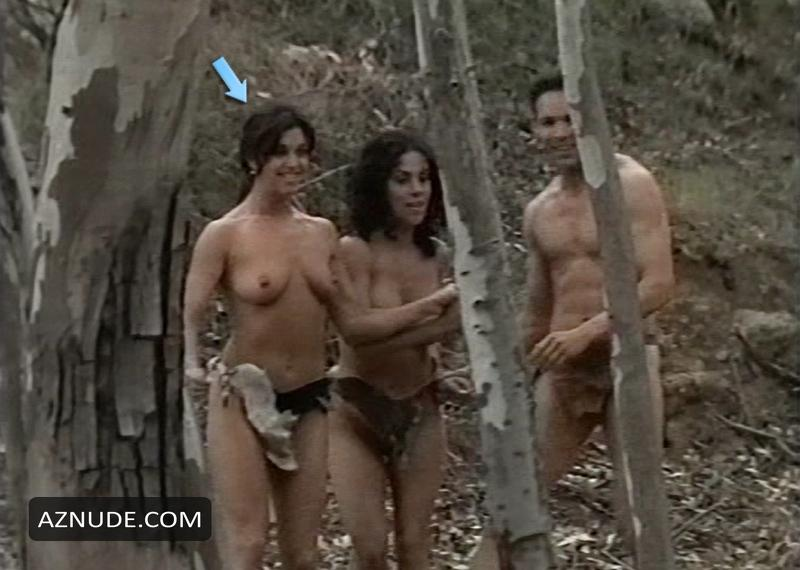 Girl nude in movie