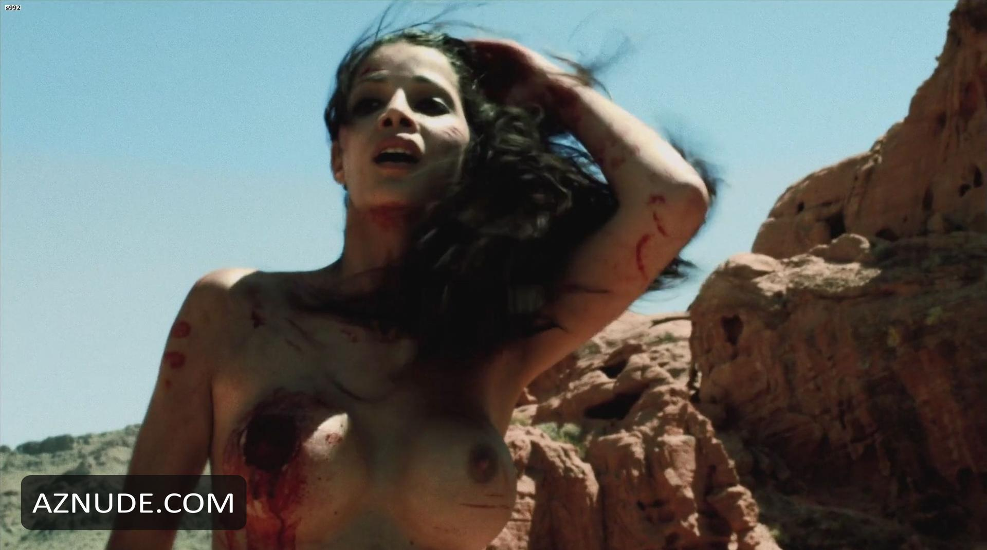 Nude actress from movie snake girl very