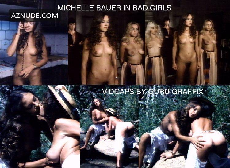 Michelle bauer anna ventura victoria knoll in classic porn - 1 part 6