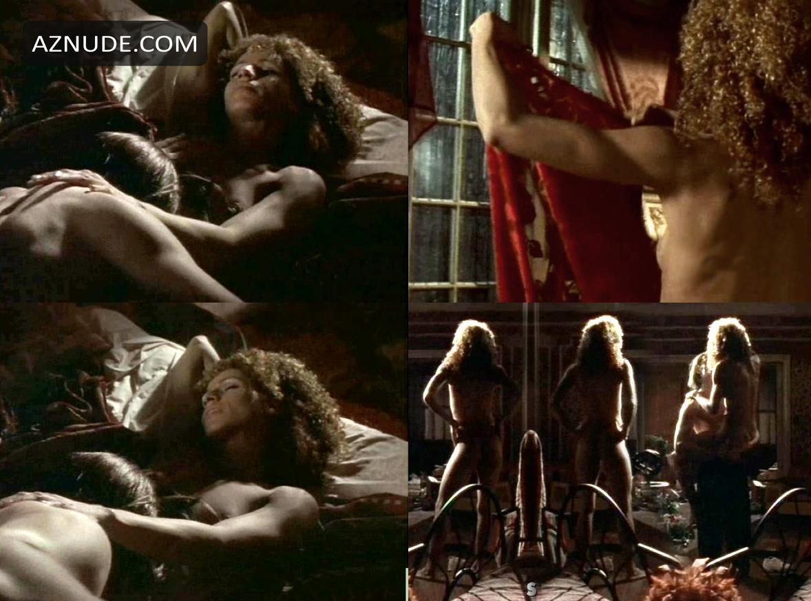 MICHELLE HURD Nude - AZNude