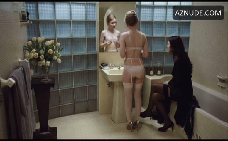 Mirrah Foulkes Underwear, Breasts Scene In Sleeping Beauty -7303