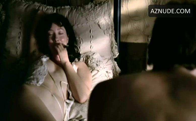 Molly Parker Sex Scene