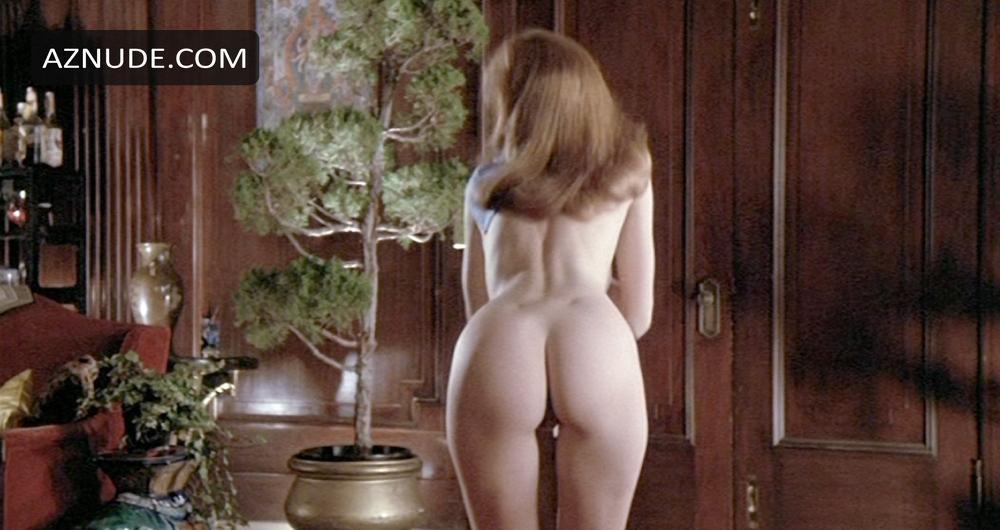 Georgine Darcy  nackt