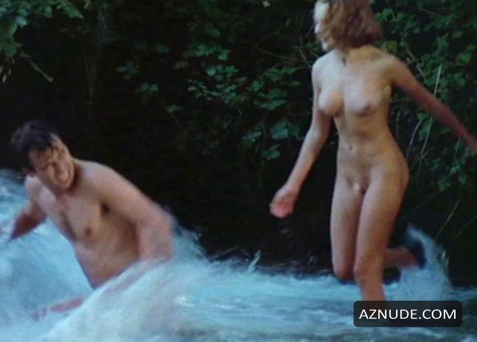 Nude male domination