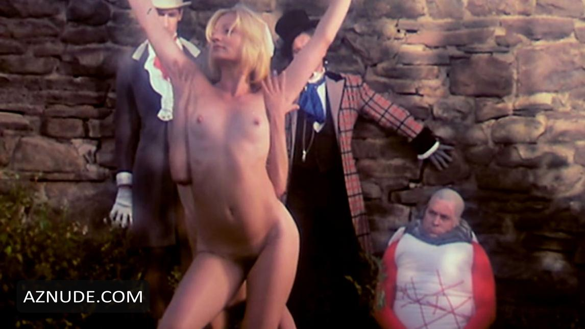 With Alice from alice in wonderland stripped naked