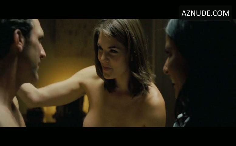 Nicole Moore Breasts Scene In The Babymakers - Aznude-8586