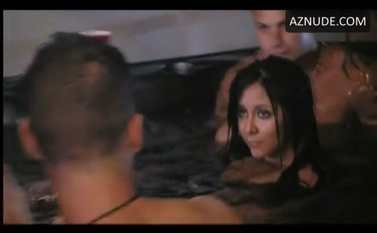 Obvious, Jwow jersey shore nude really