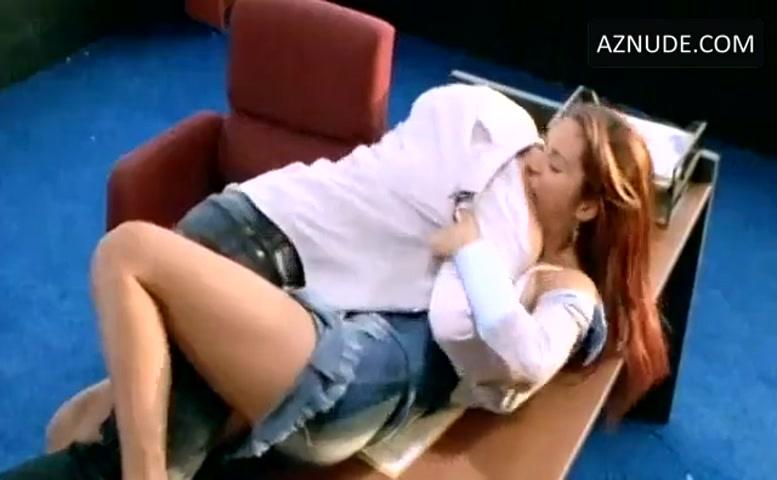 Ninel Conde Breasts Scene In 7 Mujeres, 1 Homosexual Y -6628