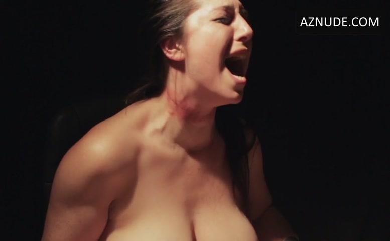 Nude bath video