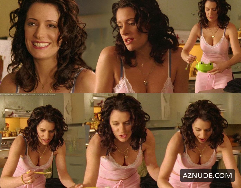 nude Amber frye