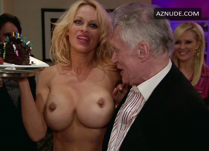 Pamela anderson nude on girls next door