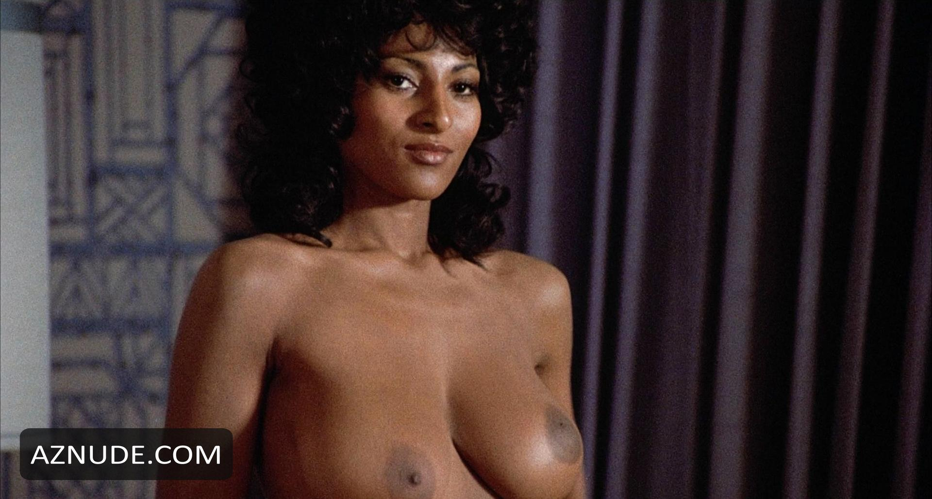 Consider, that Pam grier sexy red history!