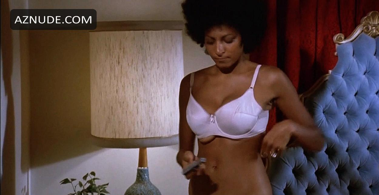 Pam grier pussy bush think