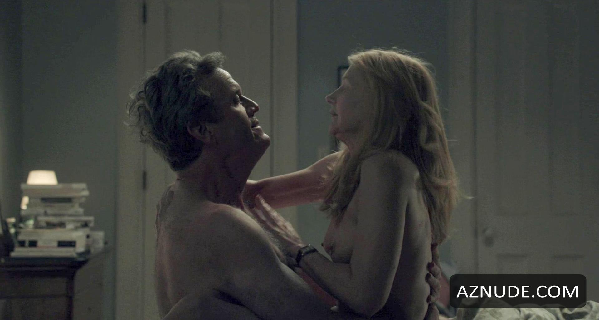 Patricia clarkson sex scene wendigo