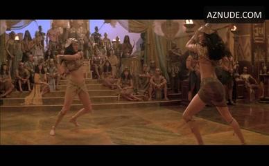 Consider, the mummy nude scene