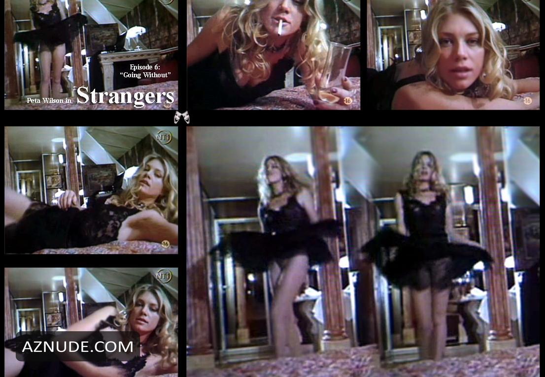 Peta wilson sex scene