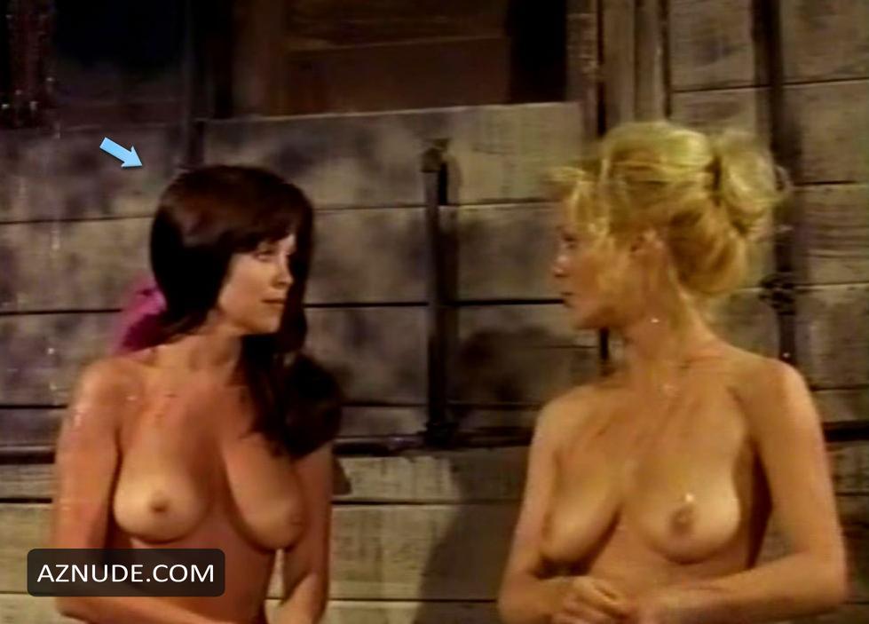 nude women in western movies