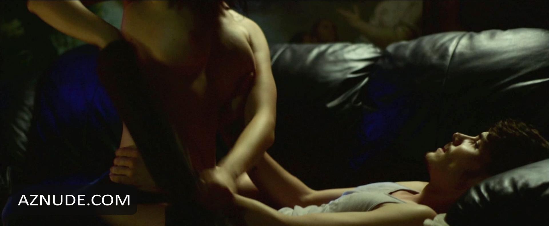 hackers nude scene